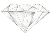 Colore Diamante F