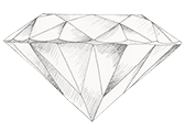 Farba diamantu H